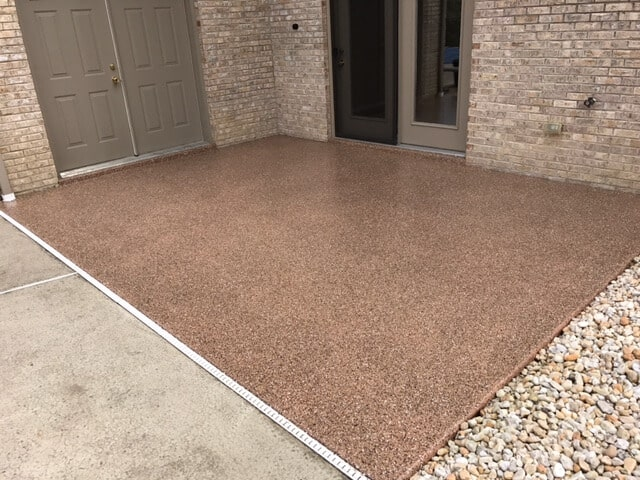 Patio Quartz Broadcast